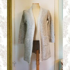 RD Style sweater nubbly knit large